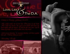 Love, Lies & The D.A. Teaser 1