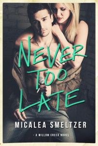 Never Too Late Ebook Cover