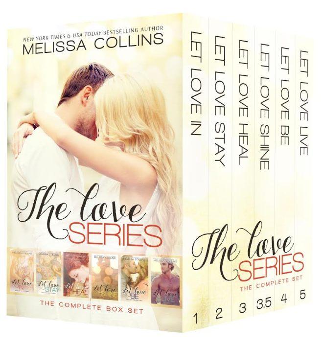 the love series full box-1