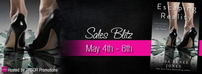escapting reality sales blitz