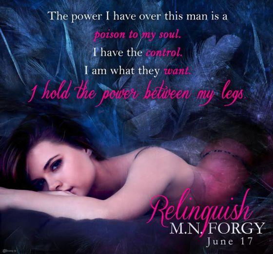 relinquish cover teaser