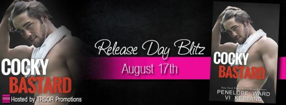 cocky bastard release day blitz-1