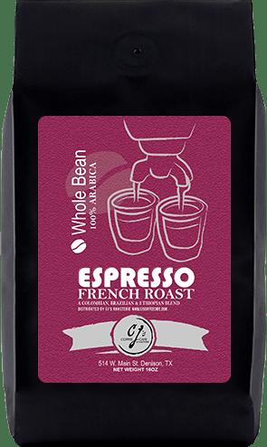 CJs Coffee Cafe - Espresso