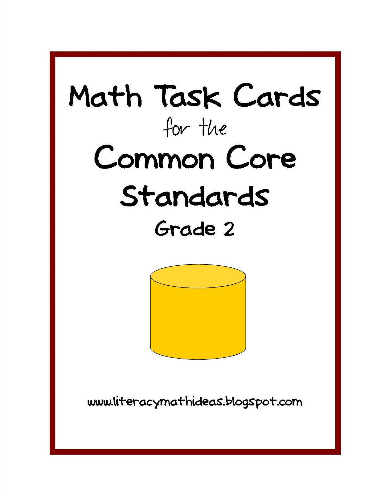 Common Core Math Worksheets 5th Grade
