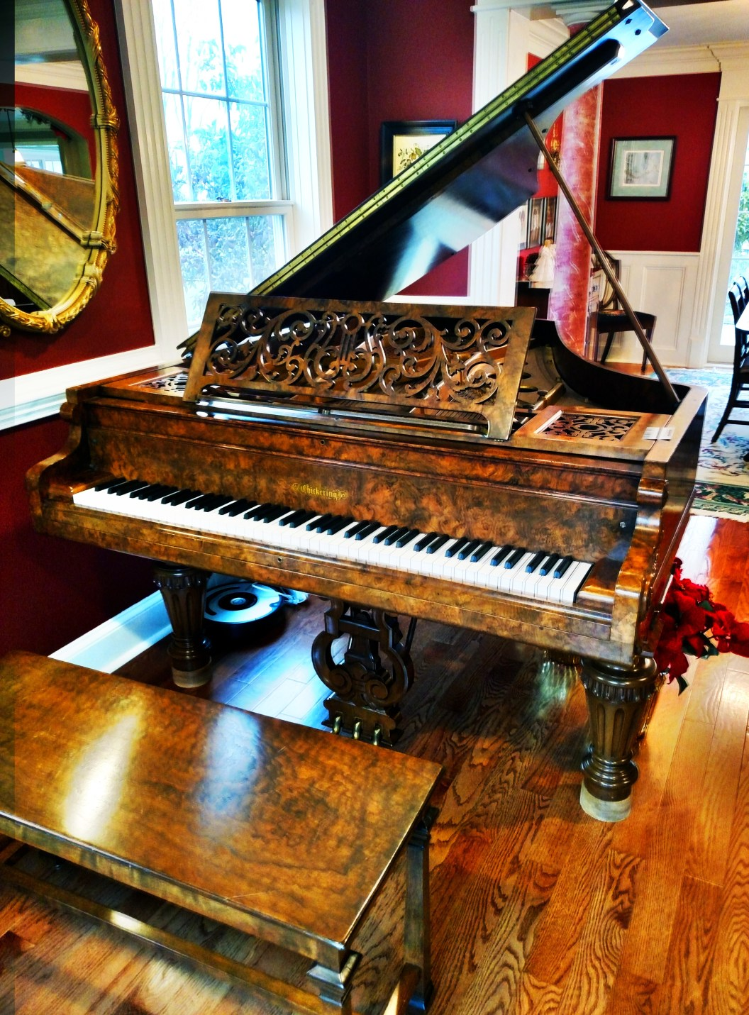 Restore your piano to new