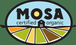 MOSA Certified Organic