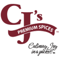 Distributers- CJ's Premium Spices- Foodservice, CJ's Premium Spices logo, distributers, wholesale, retail