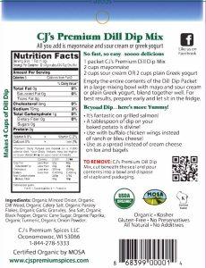 s848961243500088475 p3 i3 w744 - CJ's Premium Dill Dip Mix