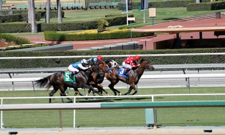 Purim's Dancer Prevails at Santa Anita