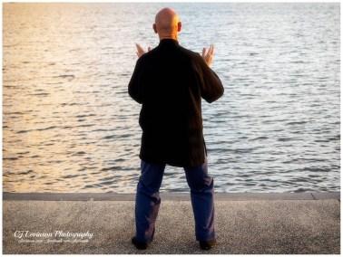 Tai Chi by the Lake