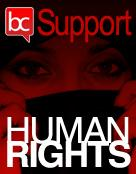 Support human rights