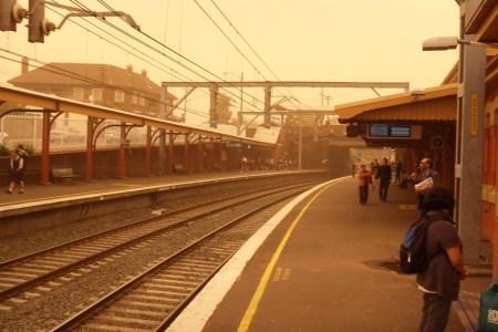 Sydenham Station