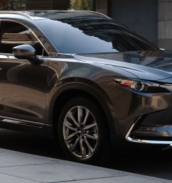experience the 2019 mazda cx 9 at our award winning naples fl car dealership [ 1440 x 660 Pixel ]
