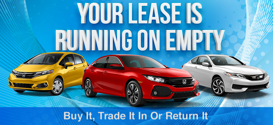 Allow us to demonstrate our commitment to excellence! Lease Expiration What S Next At Honda Of Ocala