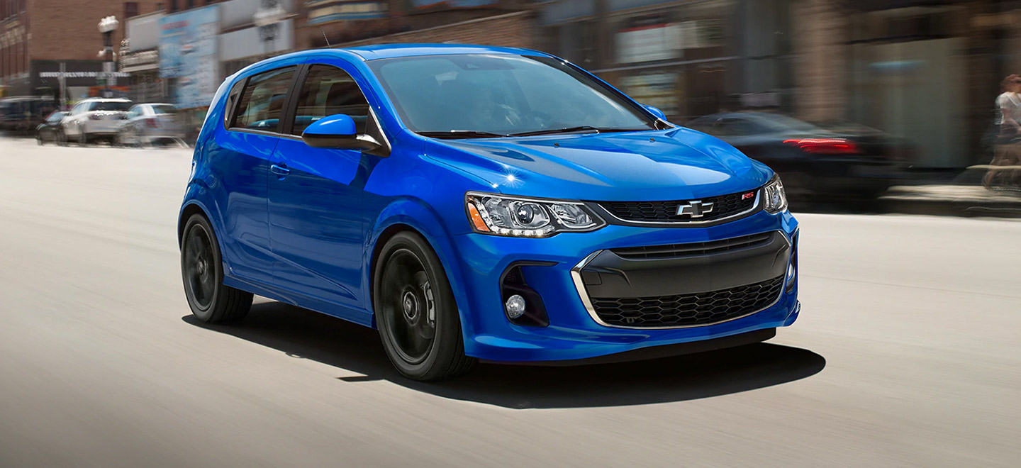 hight resolution of chevy sonic