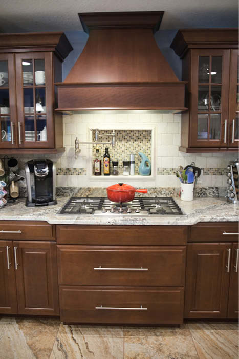 Complete Kitchen and Bath Custom Home Remodeling Complete