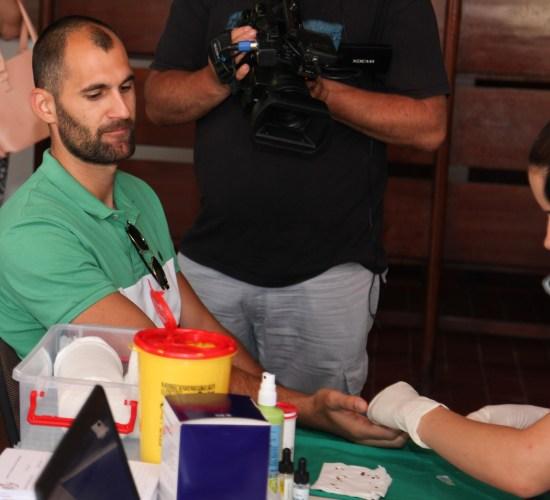 Akcija uspjela: Prikupljeno 45 jedinica krvi