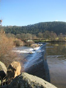 Le barrage de Bransac