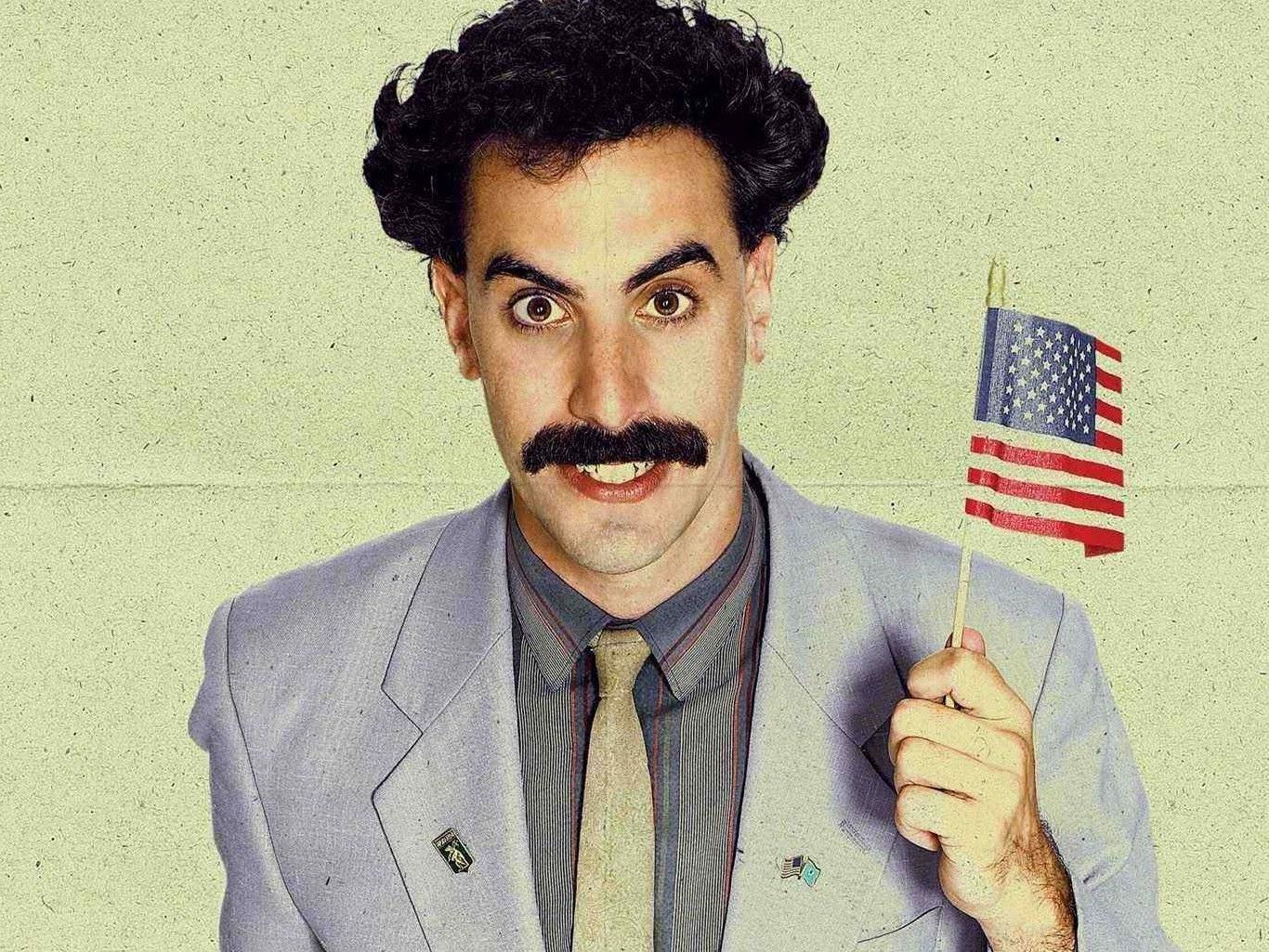 Borat A Very Very Nice Comedy Cinematic