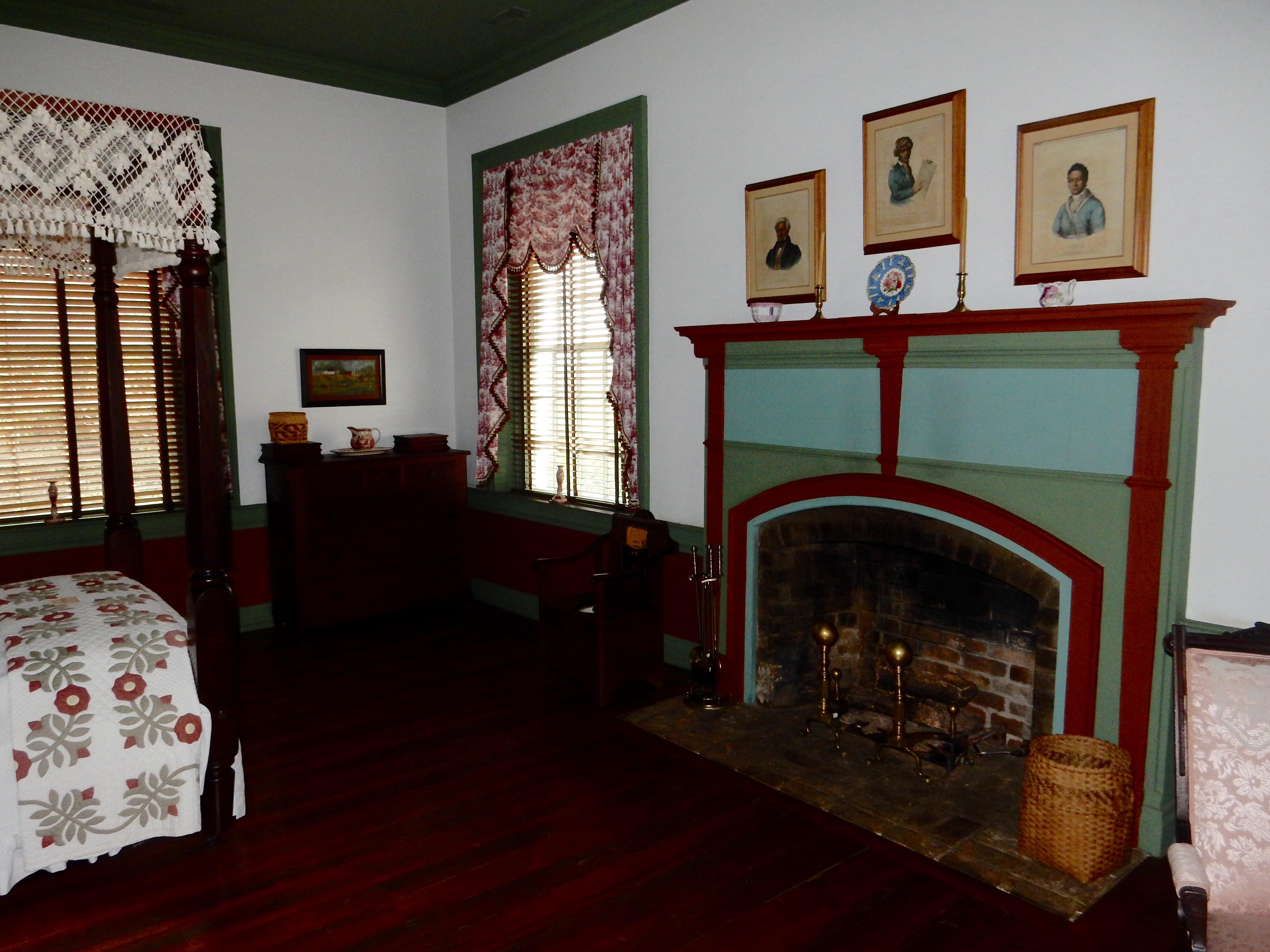 Charmant Historic Interior House Paint Colors