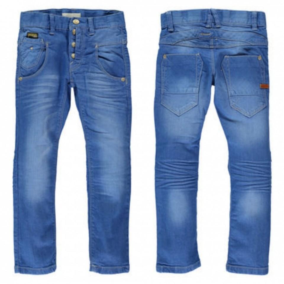de perfekte jeans til slanke drenge