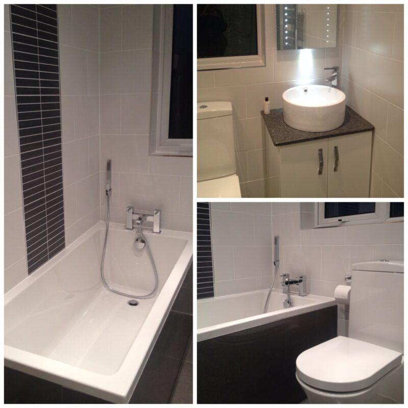 Beautiful Bathroom Installation In Wigan