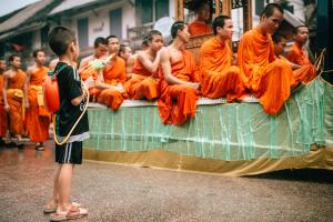 Pi Mai Luang Prabang by WilliamK