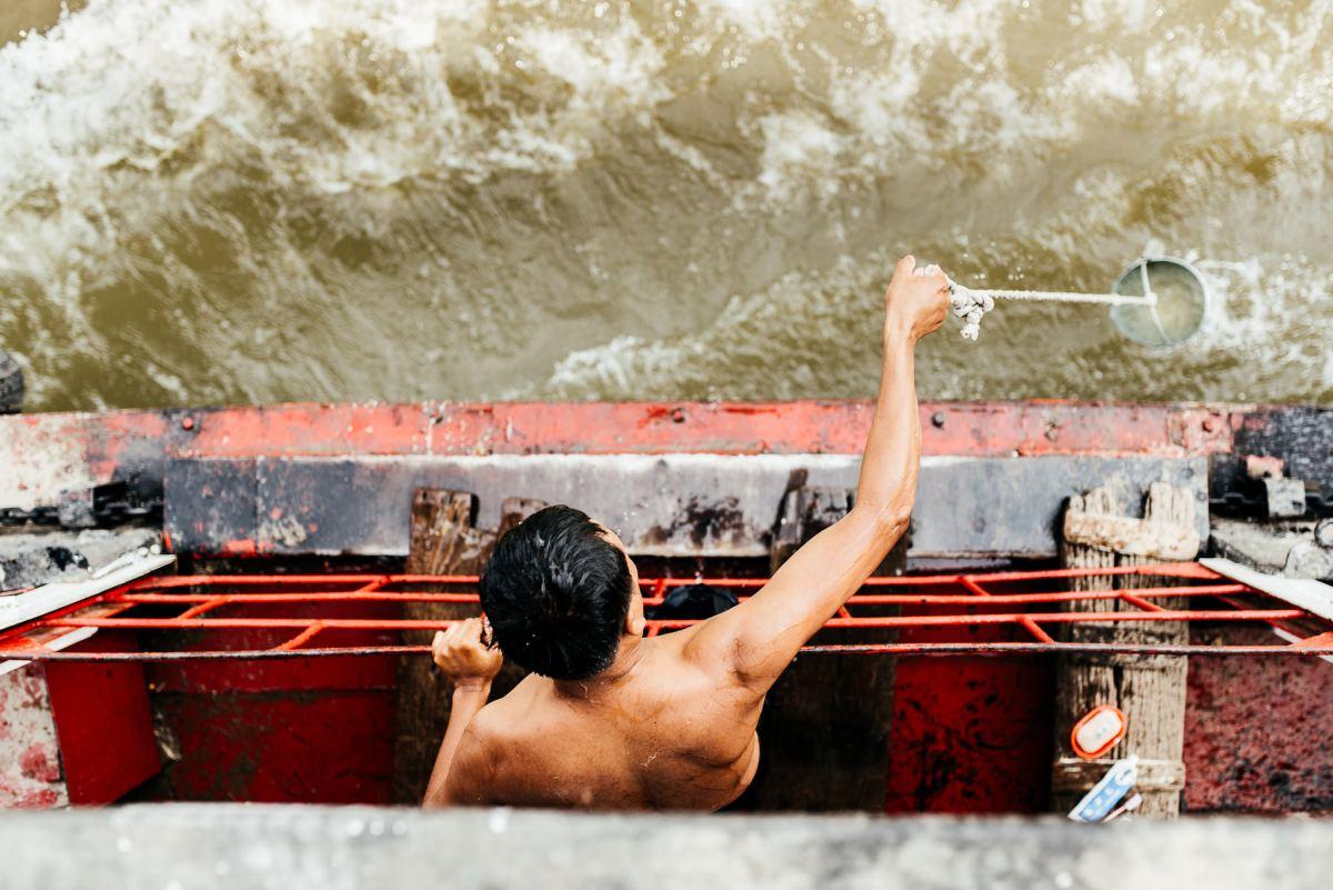 Birmanie by WilliamK