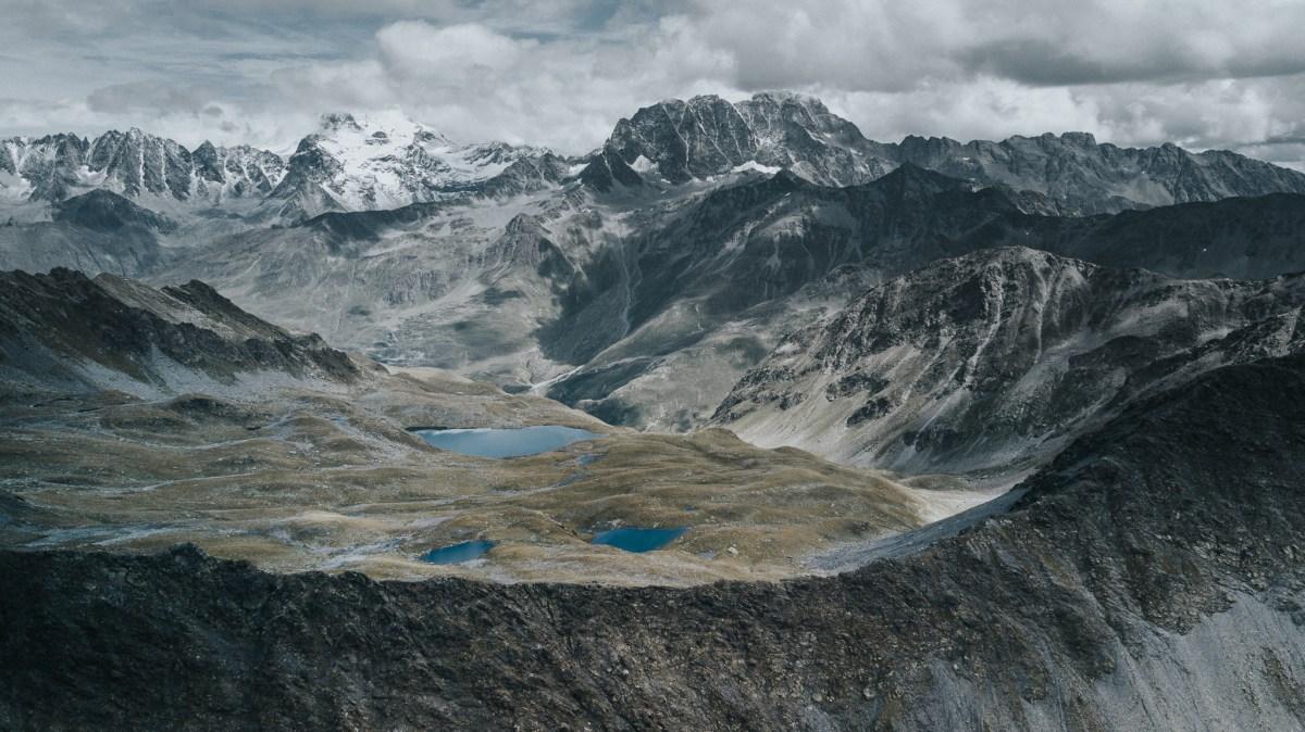 Randonnée dans le Valais Suisse