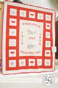 The 2018 IPM Quilt Show