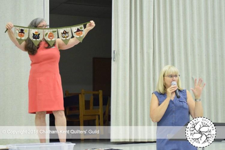 Trunk Show by Marlene Wymenga