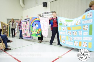 Comfort Quilts from Chatham Kent Quilters Guild