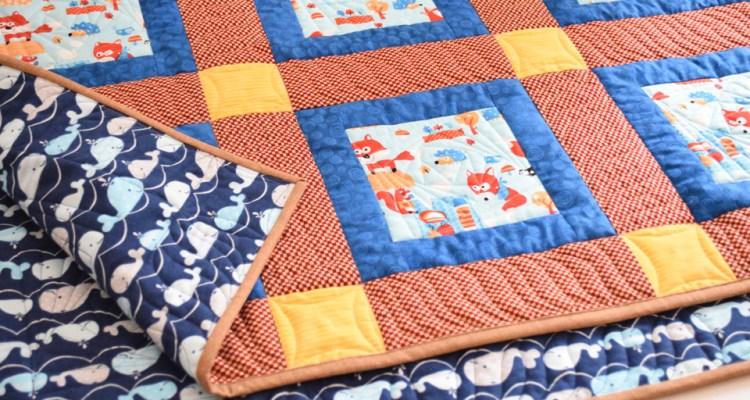 Comfort Quilt - Chatham Kent Quilters Guild