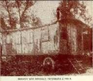 oryginalny Wóz Drzymały