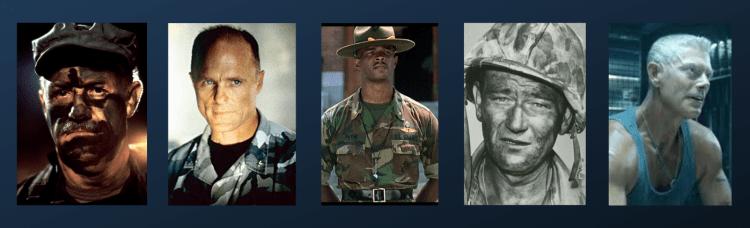 CK Redlinger's favorite Movie Marines