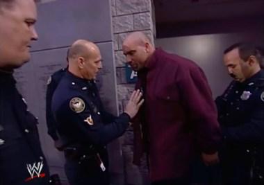 Bill Goldberg and Jack Redlinger Atlanta TNT Role Models