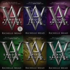 vampireacademybooks
