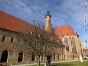 Paulikloster in Brandenburg