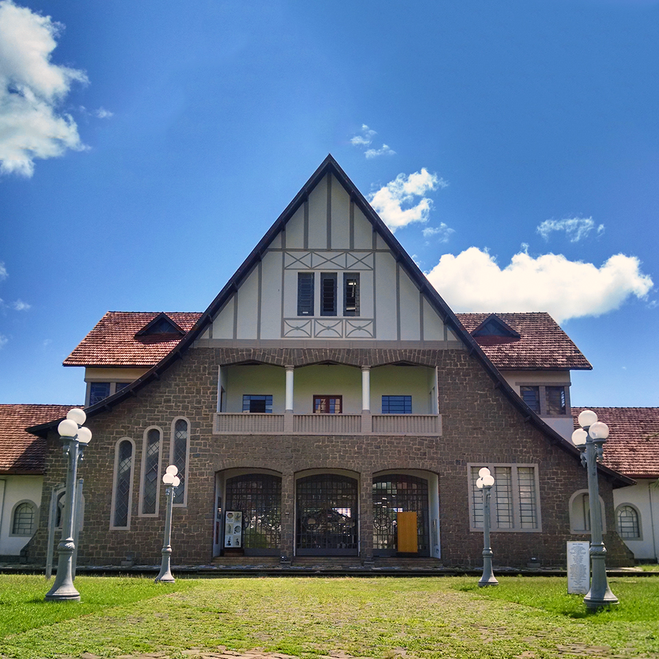 Conheça o Museu Histórico de Londrina