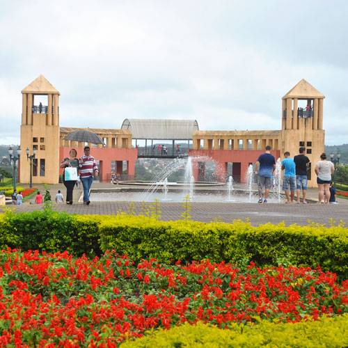 Visita ao Parque Tanguá em Curitiba