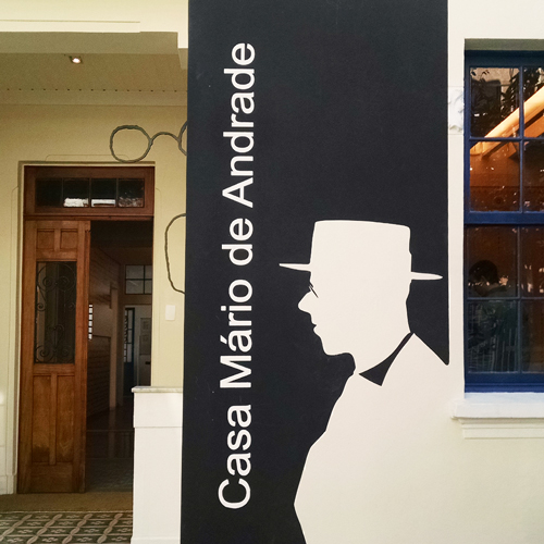 Oficina Cultural Casa Mário de Andrade