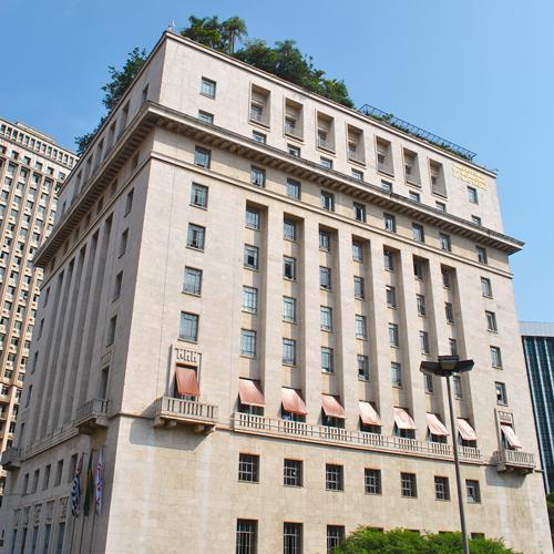 Visita ao Edifício da Prefeitura de São Paulo