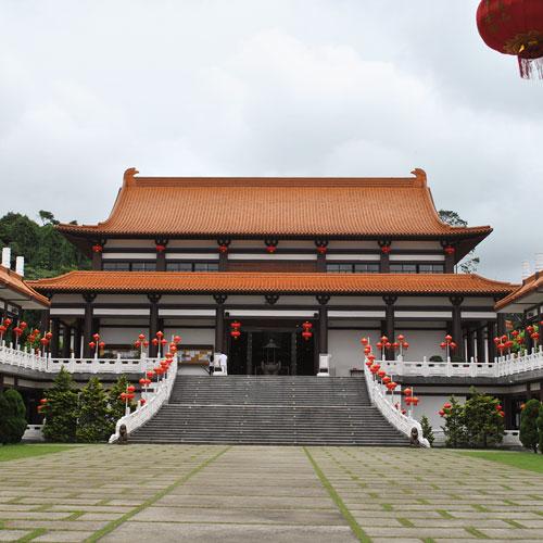 Conheça o Templo Zu Lai em Cotia