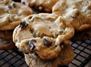 Chocolate Chip Brown Sugar Cookies
