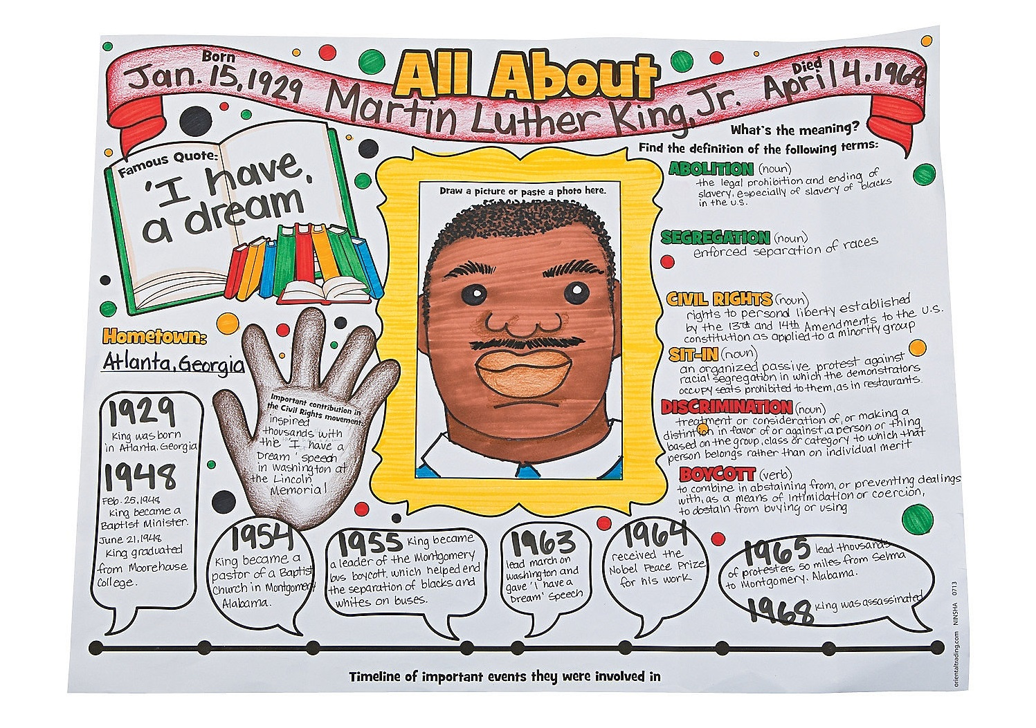hight resolution of Math Activities For Black History Month - The Best Picture History