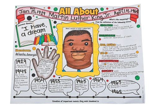 small resolution of Math Activities For Black History Month - The Best Picture History
