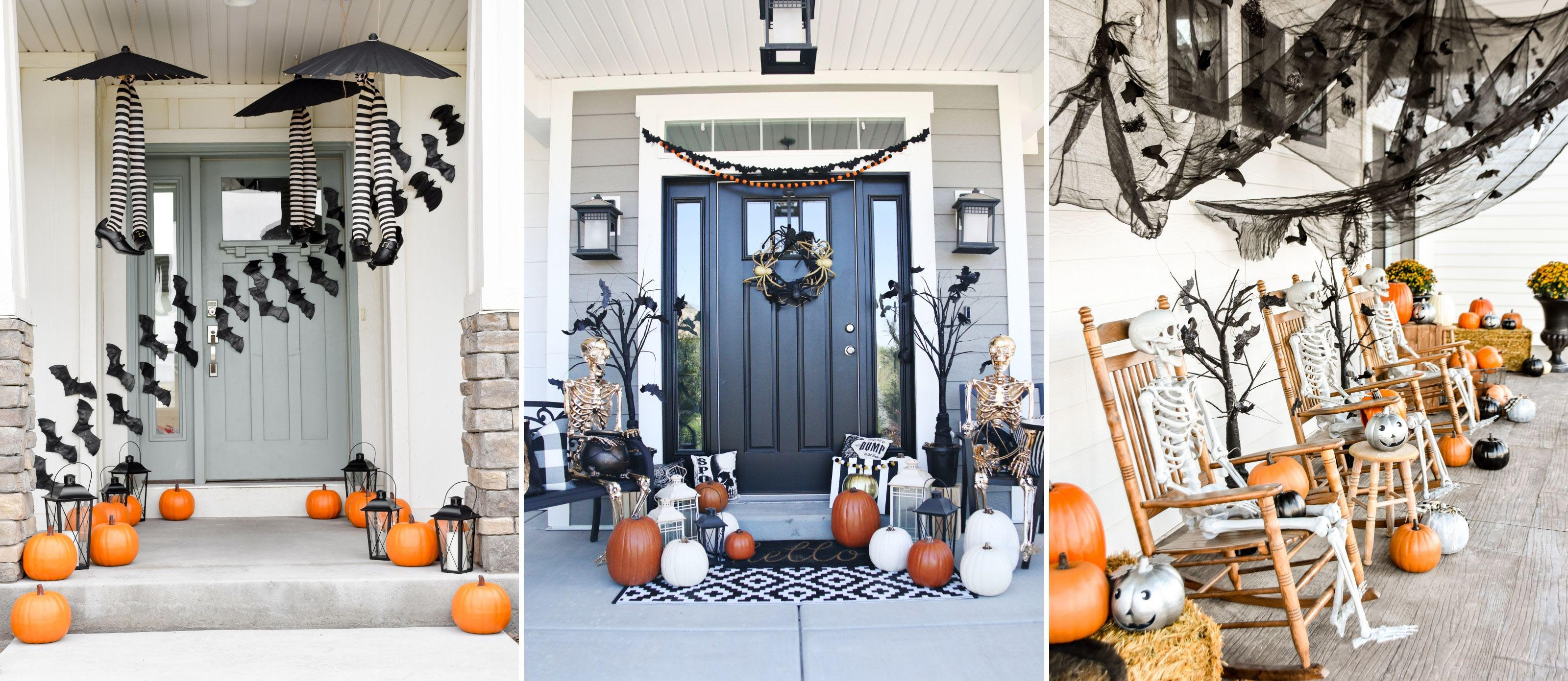 Shop It Front Porch Halloween Decor Ideas Fun365