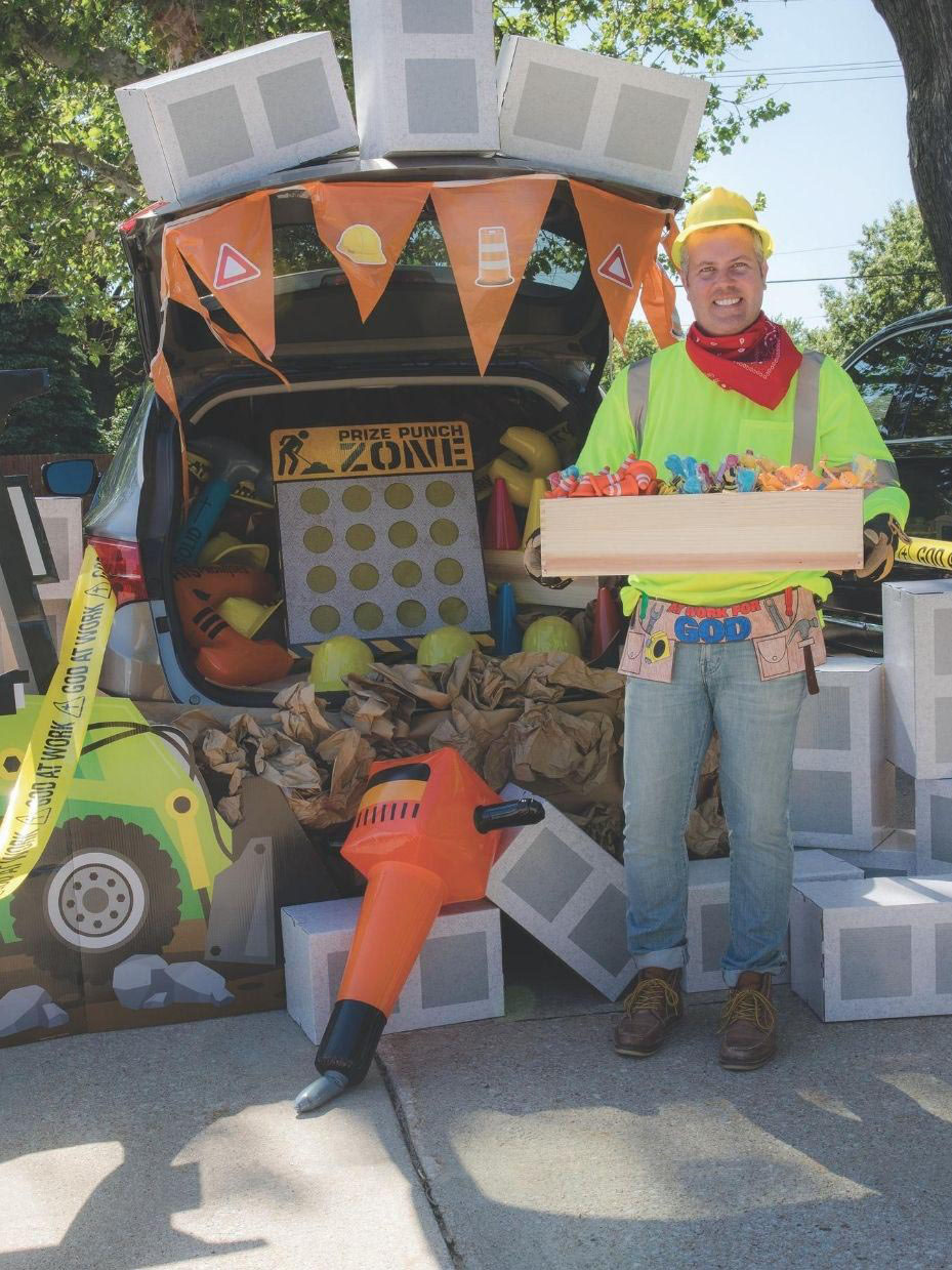 30 Trunk Or Treat Decorating Ideas Fun365