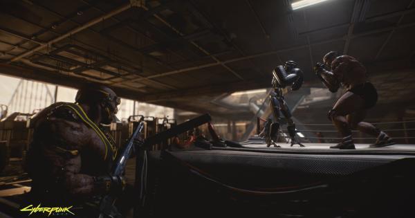 Cyberpunk 2077 estará presente en Tokyo Game Show 2019