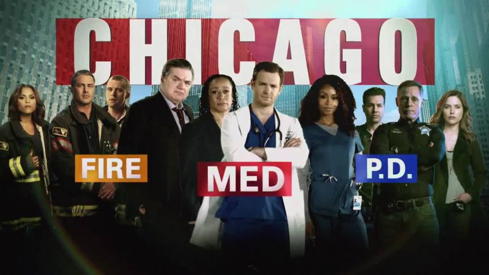 1086992 - Chicago Med, Fire and PD Will Be on One Night (Teaser/Promo)